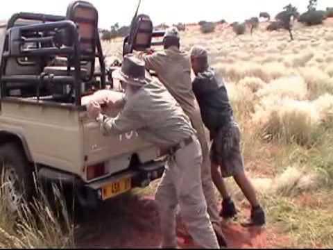 Namibia Africa April 2012