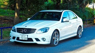 2010 Mercedes Benz C63 AMG (Germany Import) Japan Auction Purchase Review