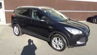 2013 Ford Kuga Trend - Car Video Review | Team Hutchinson Ford(
