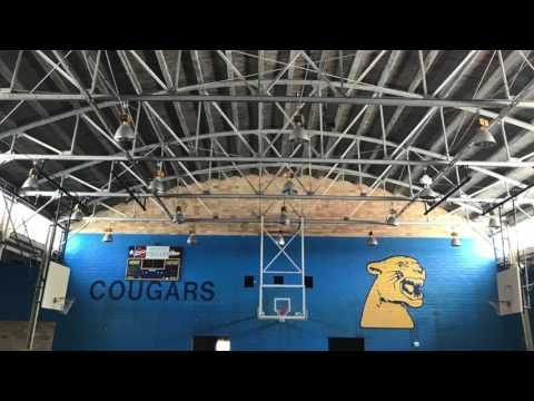 """UPDATE: Missouri City Middle School Gym Renovation Project"""