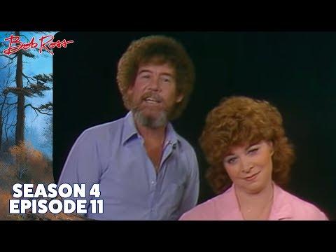Bob Ross - Quiet Woods (Season 4 Episode 10)