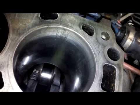 Дизельный двигатель ремонт Ч2