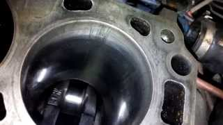 Дизельный двигатель ремонт Ч2(ремонтирую дизельный двс после другого мастера. до этого был обрыв ремня грм. после ремонта то пропадала..., 2015-04-07T19:33:21.000Z)