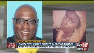 transgender murder suspect linked to second LGBT murder