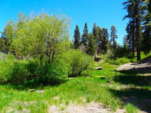 Green Valley Campground, SAN BERNARDINO, CA (1080p)