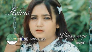 Download Lagu AOLINA ALFIA LESTARI _ LUPAQ JANJI. (official musik video) mp3