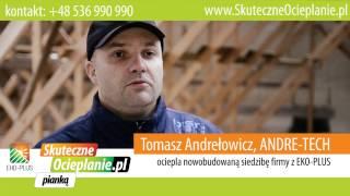 Andre Tech poleca skuteczneocieplanie.pl