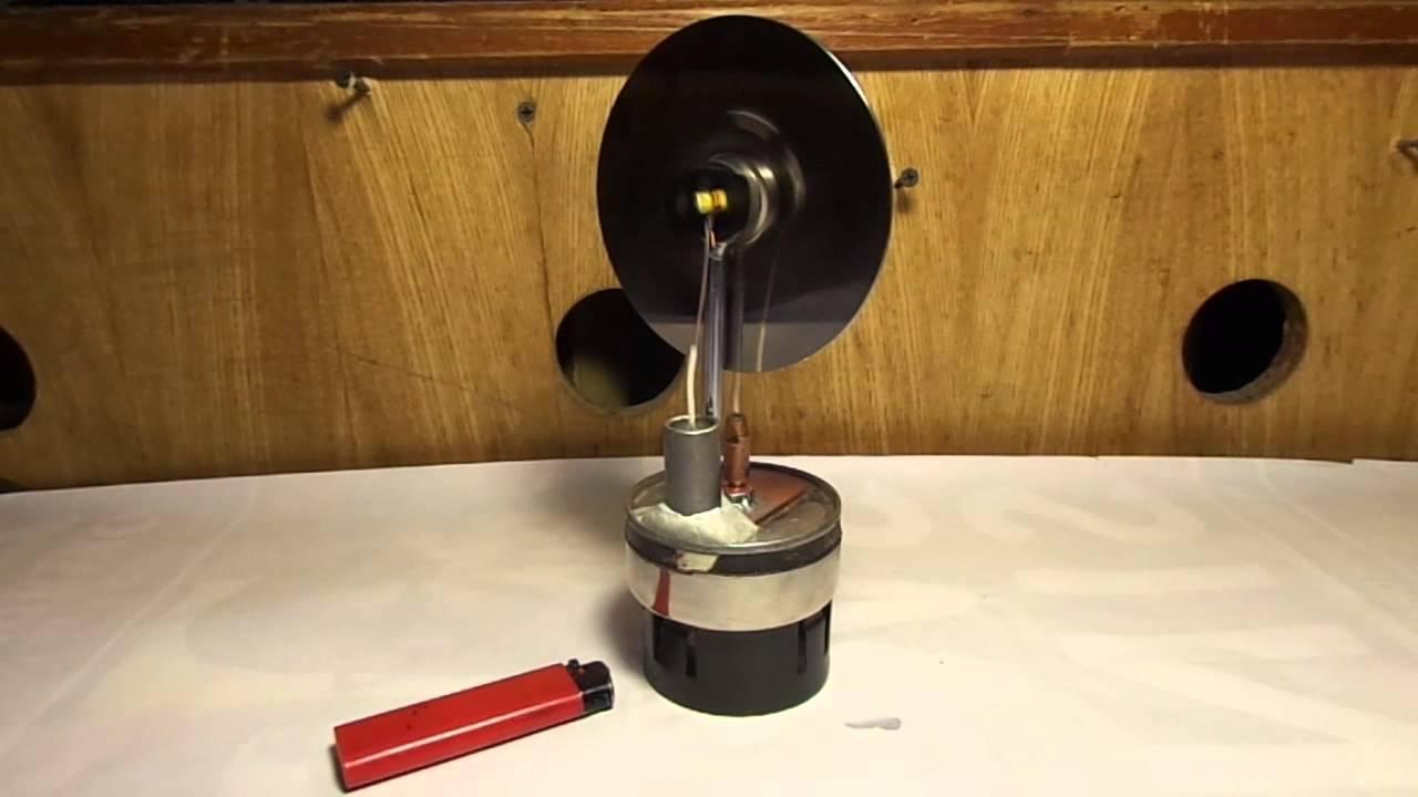Двигатель стирлинга своими руками чертежи фото 713