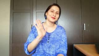 Mere rang me rangne wali sung by Manju Bala