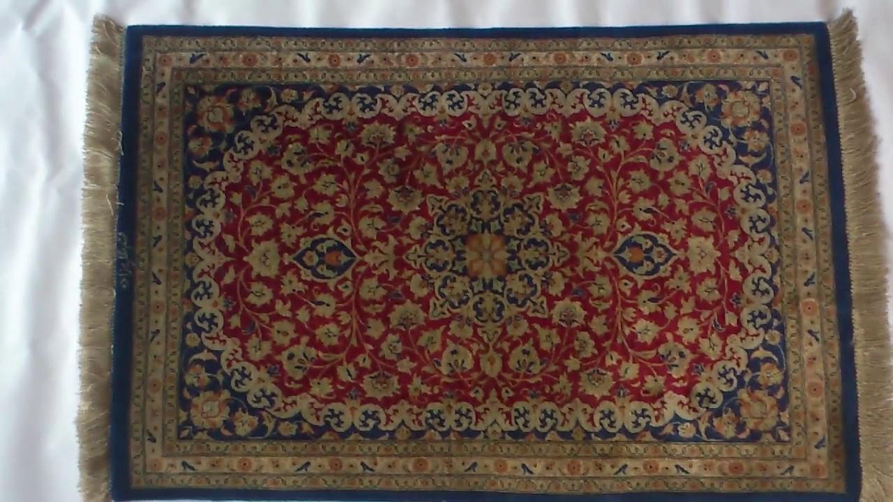 Limpieza de alfombras de seda en madrid 1 inspecci n for Alfombras persas madrid