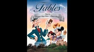 Digitized opening to Walt Disney Fables: Volume One (2003 VHS UK)