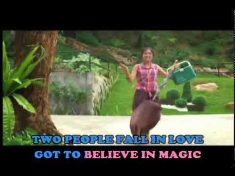 Daniel Padilla & Kathryn Bernardo - Got To Believe (Karaoke)