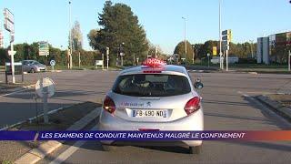 Yvelines | Les examens de conduite maintenus malgré le confinement