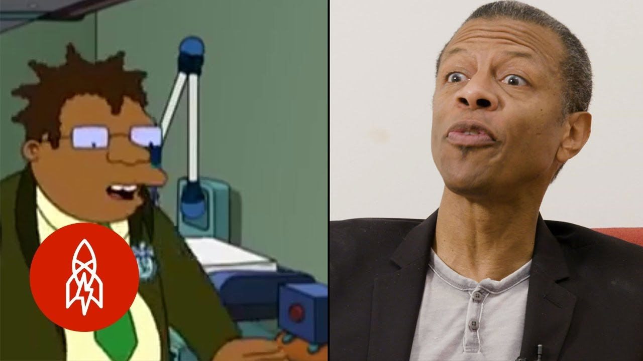 The Voice Behind 250 of Your Favorite Cartoons