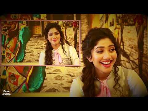 Natural beauty Sai pallavi special video HD she is a fantasy kakka kakka MOVIE song
