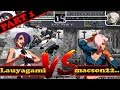 Suparc King of Fighters 2002 | Lauyagami VS macson22.. | Part I of II