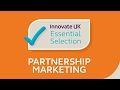 Innovate UK's Essential Startup & SME Business Tips for Partnership Marketing