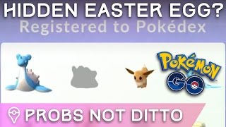 A MYSTERIOUS UPDATE IN POKÉMON GO...