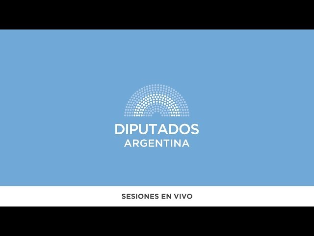 EN VIVO: la Cámara de Diputados de la Nación debate la Reforma Previsional