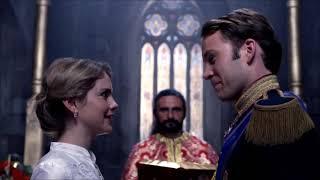 Wedding scene~A Christmas Prince: The Royal Wedding