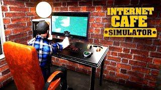 Internet Cafe Simulator Открыл компьютерный клуб ч1