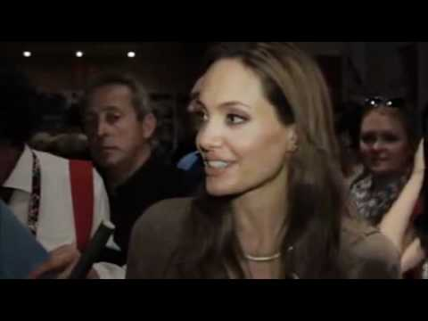 Angelina Jolie on 6th Sarajevo Talent Campus