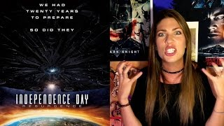 Independence Day: Resurgence - MOVIE REVIEW!