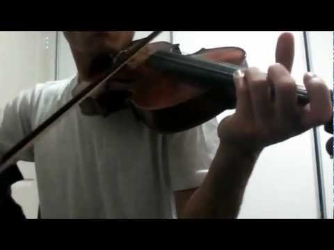 Bruno Mars - Count On Me (Violin) - YouTube