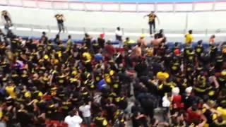 Non Stop Chant Ultras Malaya | AFF Suzuki 2012 (Malaysia vs Laos)