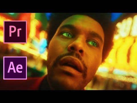 "the-weeknd---""heartless""-full-tutorial-&-breakdown-|-adobe-premiere-,-after-effects"