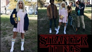 STRANGER THINGS HALLOWEEN COSTUME | SOLO, GROUP + DIY