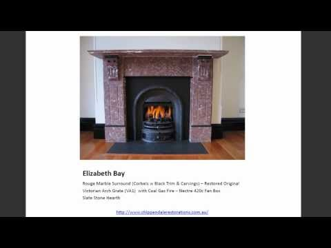 Marble Fireplaces by Chippendale Restorations