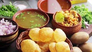 10 నిమిషాల్లో రుచికరమైన పాని పూరిని ఇలా చేసుకొని తింటే అస్సలు మర్చిపోరు   How to Make Pani Puri