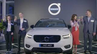 New Volvo XC40  |  Launch Event Video Highlight