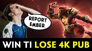 Miracle can win TI — but not 4k pub