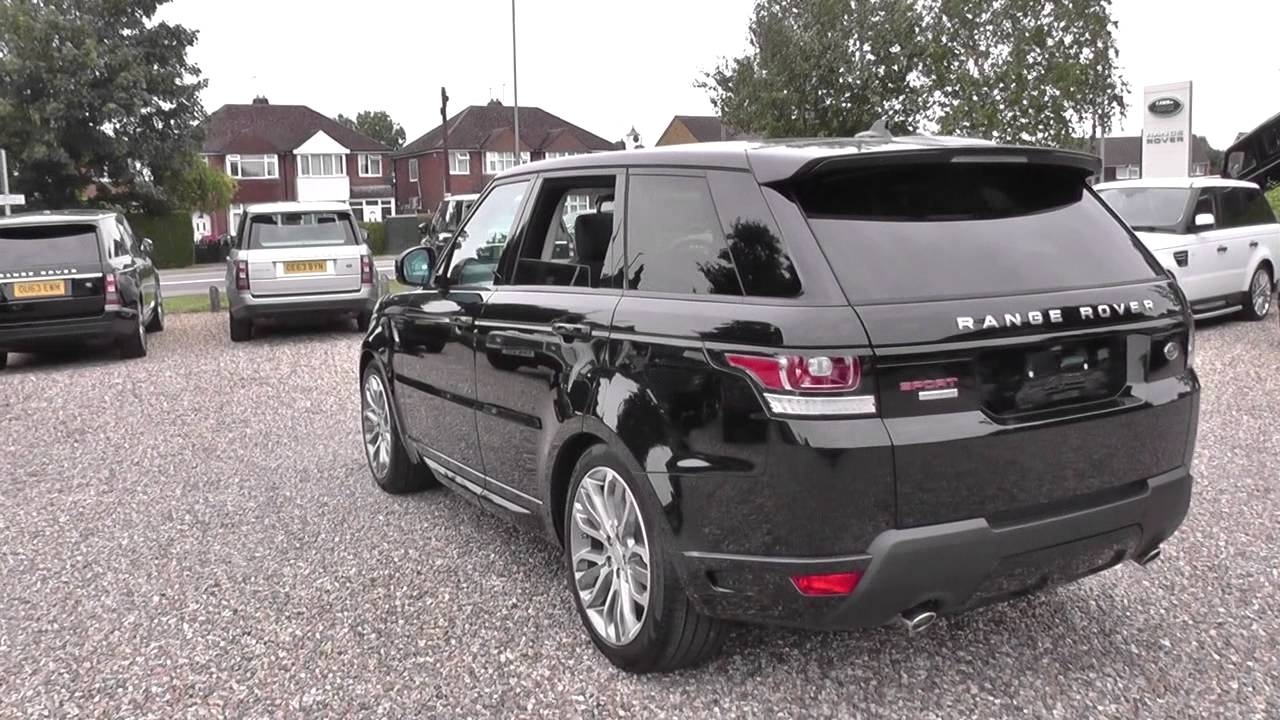 range rover sport autobiography dynamic review auto cars. Black Bedroom Furniture Sets. Home Design Ideas