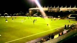 Oldham Athletic FC V Bradford City 2012