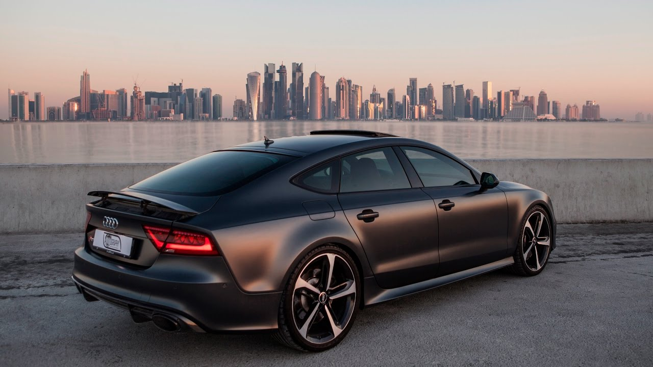 Audi Rs7 Daytona Matte Red Interior Launch Driving Etc Youtube