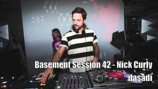 Basement Session 42 - Nick Curly