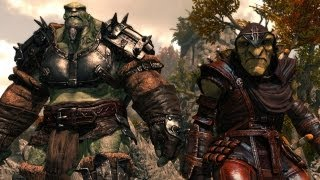 Of Orcs and Men - Test-Video zum orkischen Rollenspiel (PC)
