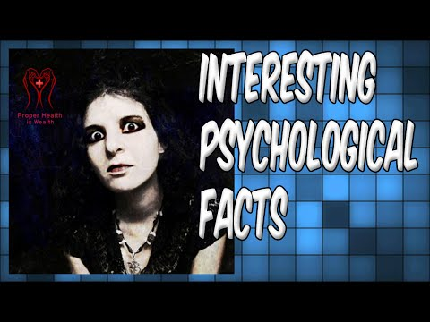 Interesting Psychological Facts Psychological Facts About Human Behavior Personality Psycholog Facts