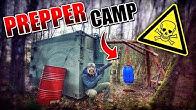 KRAN am Container selber bauen - Prepper Camp #006 | Fritz Meinecke