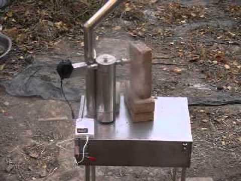 Cold Smoke Generator Gen3-backdraft style