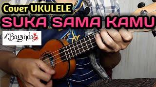 d Bagindas - SUKA SAMA KAMU kentrung senar 4 (ukulele)