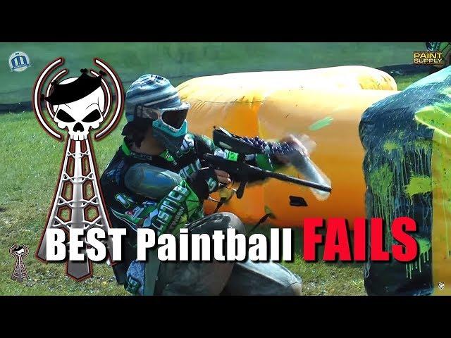Best Paintball Fails #1 Millennium Style