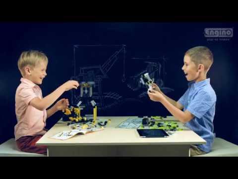Engino Solar Power Set -  Discovering STEM series