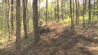 2015 GNCC Round 6 - Tomahawk ATV Highlights
