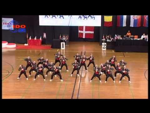 IDO Hip-Hop World Championships 2013 - GRW CREW POLAND