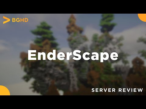 enderscape---minecraft-server-review