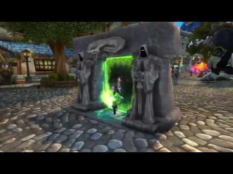 [WoW] Legion - [Toys] Dark Portal & Ethereal Portal